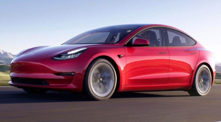Повышение цен на Tesla Model 3 вернуло их к уровню на начало февраля
