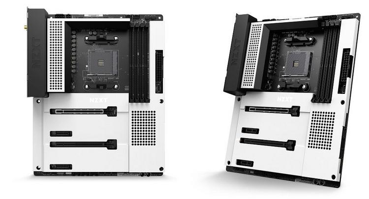 NZXT выпустила материнскую плату N7 B550 за $230 для игровых систем на AMD Ryzen
