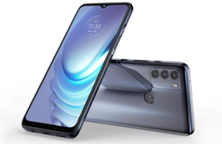 Представлен Motorola G50 — 5G-смартфон на Snapdragon 480 по цене 250 евро