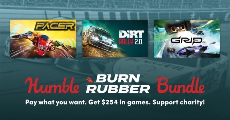 Assetto Corsa, DiRT Rally 2.0 и другие: в Humble Bundle продаётся сборник гоночных игр