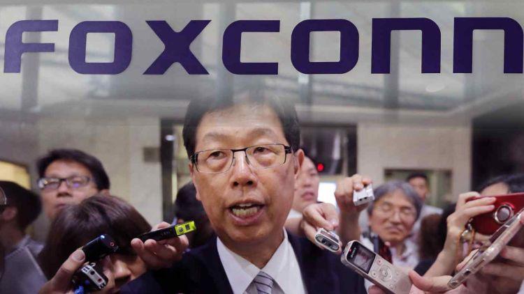 Foxconn начал ощущать влияние дефицита компонентов и сократит объёмы выпуска продукции на 10 %