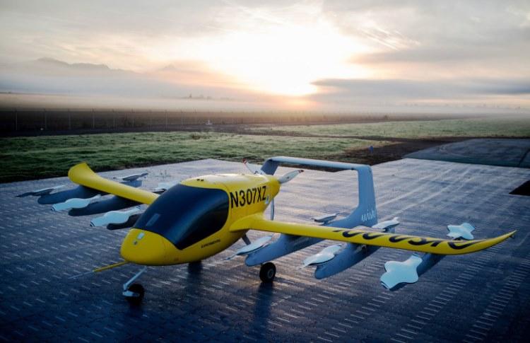 Электролёт Ларри Пейджа поднимется в небо Новой Зеландии в конце года