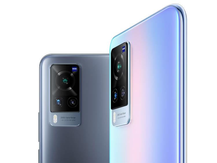 Смартфон Vivo X60t получил процессор Dimensity 1100 5G, 120-Гц экран и оптику Zeiss
