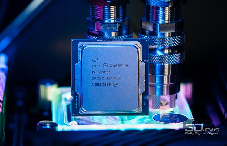 К припою в Core i9-11900K возникли вопросы: скальпирование снижает температуру на 10 градусов