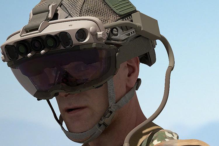 Microsoft поставит армии США 120 тысяч шлемов на базе HoloLens для тренировок с AR