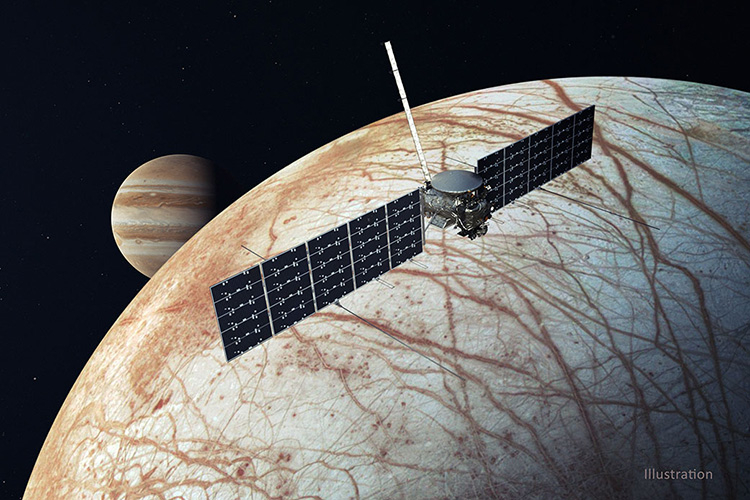Зонд NASA Europa Clipper для поиска жизни на Европе стал на шаг ближе к реализации
