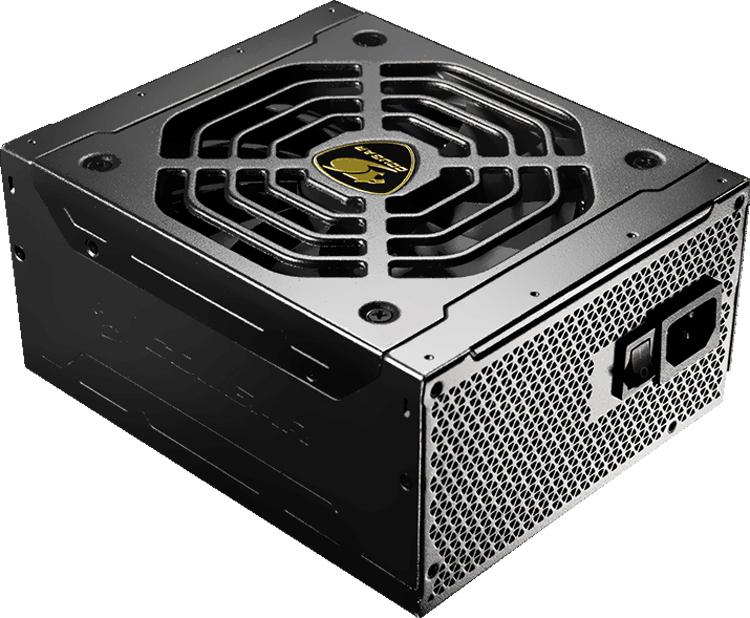 Блок питания Cougar GEX1050 оснащён полностью модульной системой кабелей