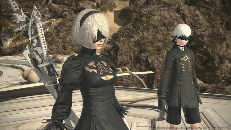 Square Enix показала PS5-версию Final Fantasy XIV и рассказала о скором обновлении игры