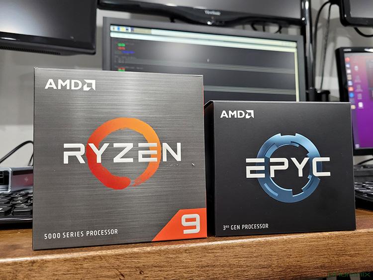 Отключение уязвимого механизма PSF в процессорах AMD Zen 3 почти не снижает производительность