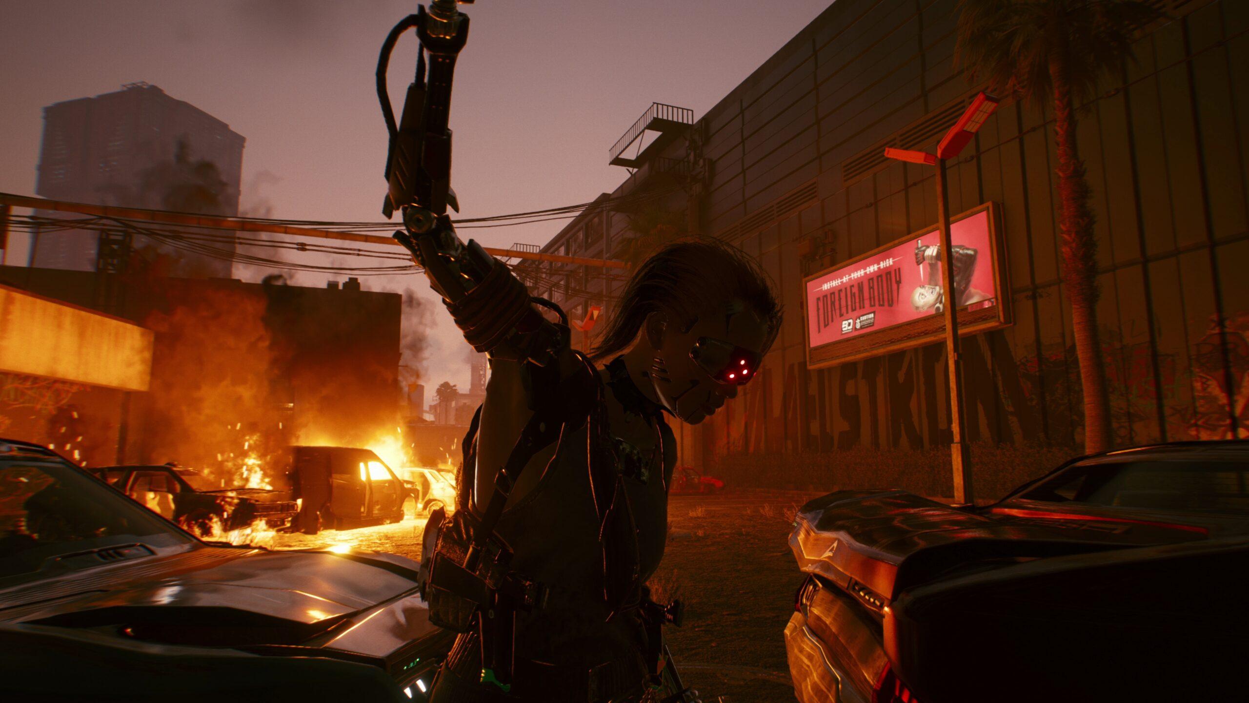 После патча 1.2 онлайн в Cyberpunk 2077 в Steam вырос на треть, но всё равно отстаёт от The Witcher 3: Wild Hunt