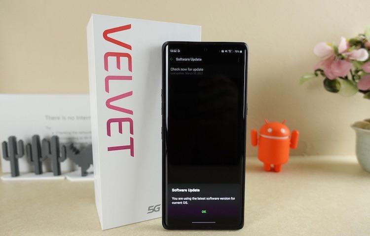 LG пообещала обновить некоторые смартфоны до Android 12, несмотря на закрытие мобильного подразделения