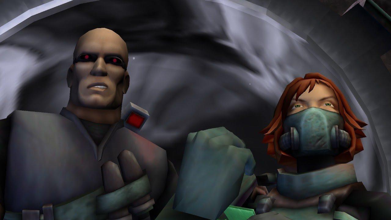 В Homefront: The Revolution всё это время были спрятаны не два уровня из TimeSplitters 2, а вся игра целиком