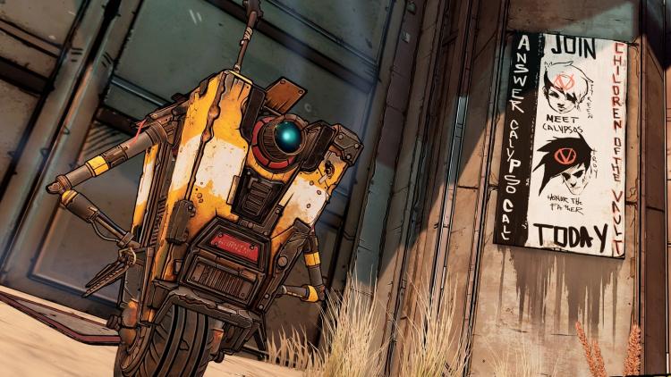 Сюжет экранизации Borderlands будет отличаться от игр