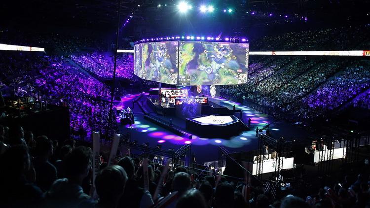 Tencent нацелилась сделать киберспорт популярнее NBA с помощью League of Legends и других проектов