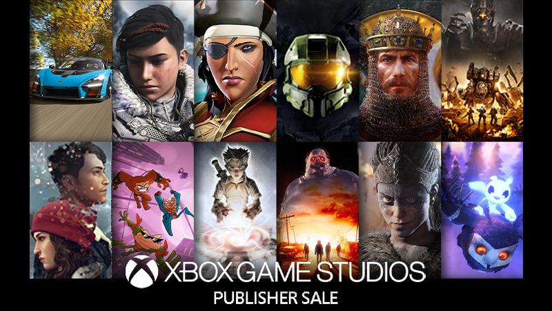Battletoads, Forza Horizon 4 и другие со скидками до 75 %: в Steam подешевели многие игры Xbox Game Studios