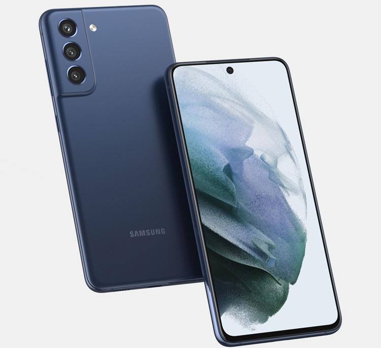 Качественные рендеры полностью раскрыли облик смартфона Samsung Galaxy S21 FE