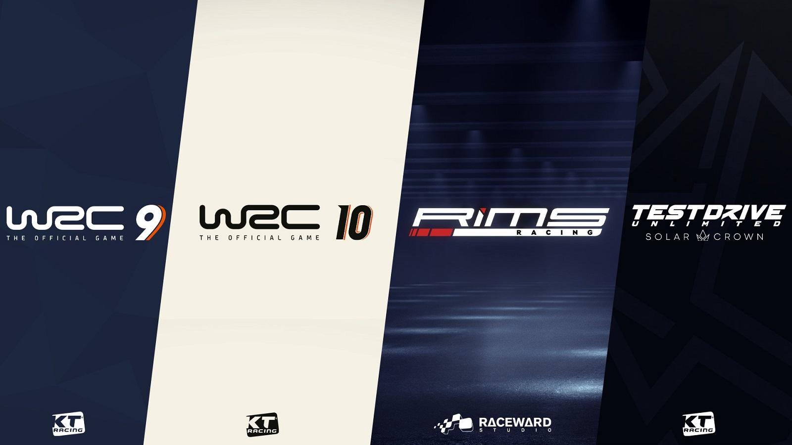 Nacon анонсировала «неделю» новостей о своих гоночных играх: WRC, RiMS Racing и Test Drive Unlimited Solar Crown
