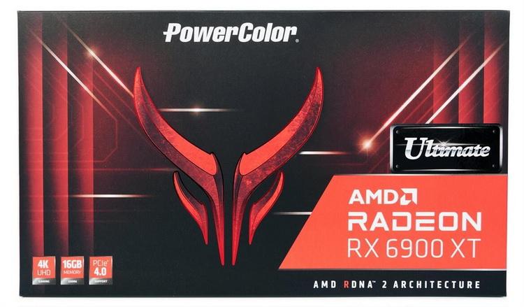 PowerColor неожиданно представила Radeon RX 6900 XT Red Devil Ultimate на отборных чипах Navi 21