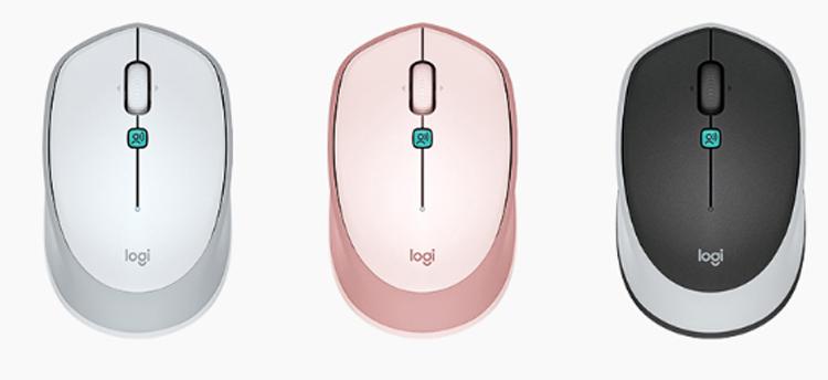 Беспроводная мышь Logitech Voice M380 поддерживает голосовой ввод