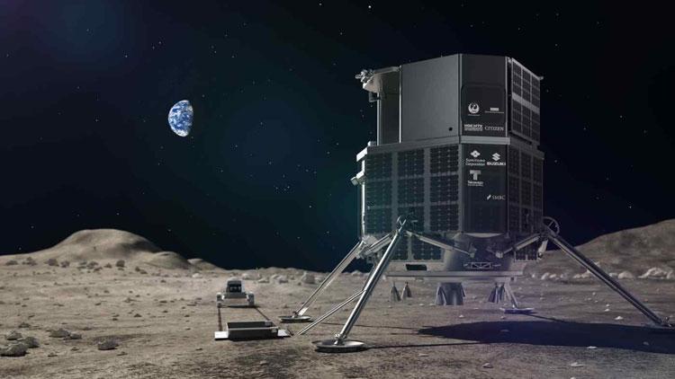 Арабский луноход доставит на Луну американская ракета и японский посадочный модуль немецкой сборки