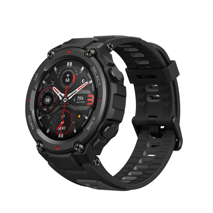 В России стартовали продажи сверхпрочных умных часов Amazfit T-Rex Pro с поддержкой 100 спортивных режимов