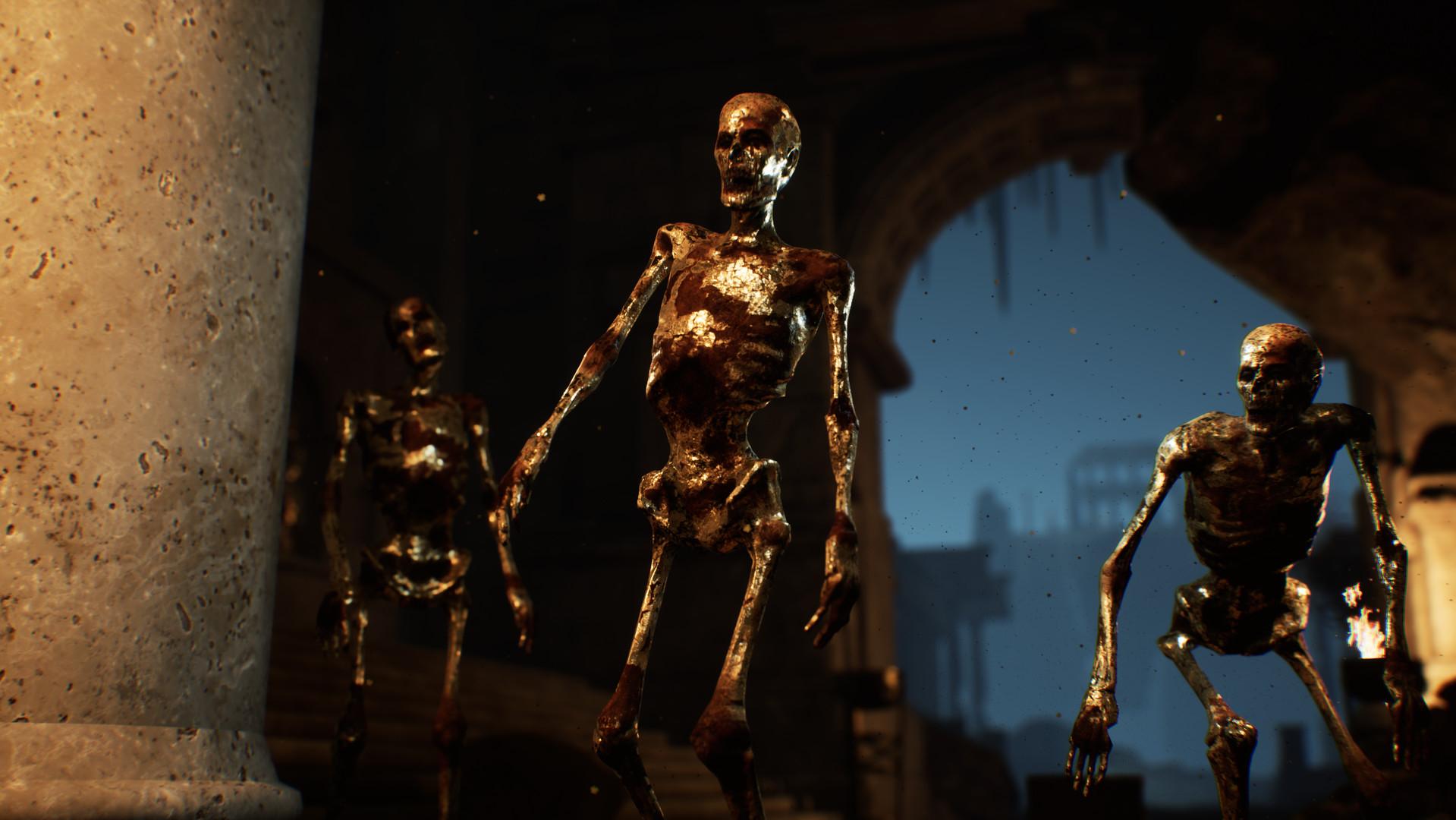 Видео: сроки релиза в трейлере The Forgotten City — игры, выросшей из мода для Skyrim