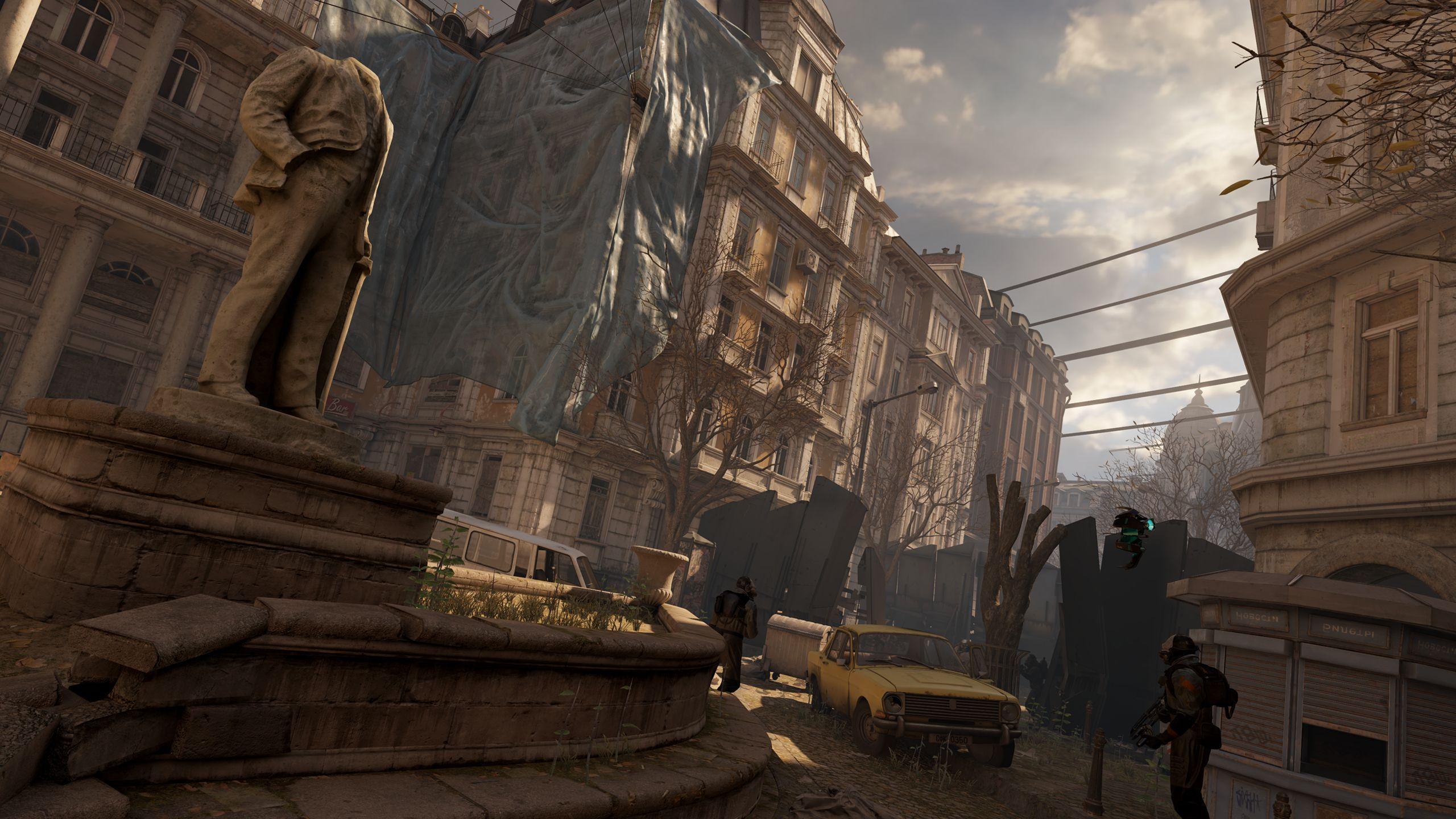 Видео: энтузиаст показал прогресс в адаптации Half-Life: Alyx под обычное управление на ПК без VR