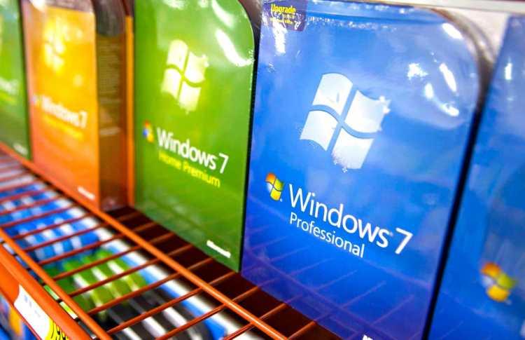Microsoft выпустила накопительное обновление для Windows 7