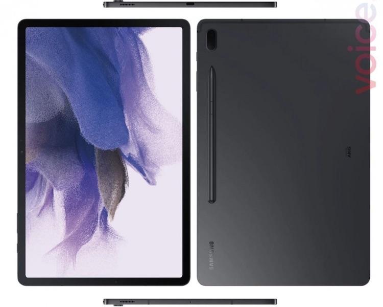 Грядущий планшет Samsung Galaxy Tab S7 Lite 5G показался на качественных изображениях — похож на флагман