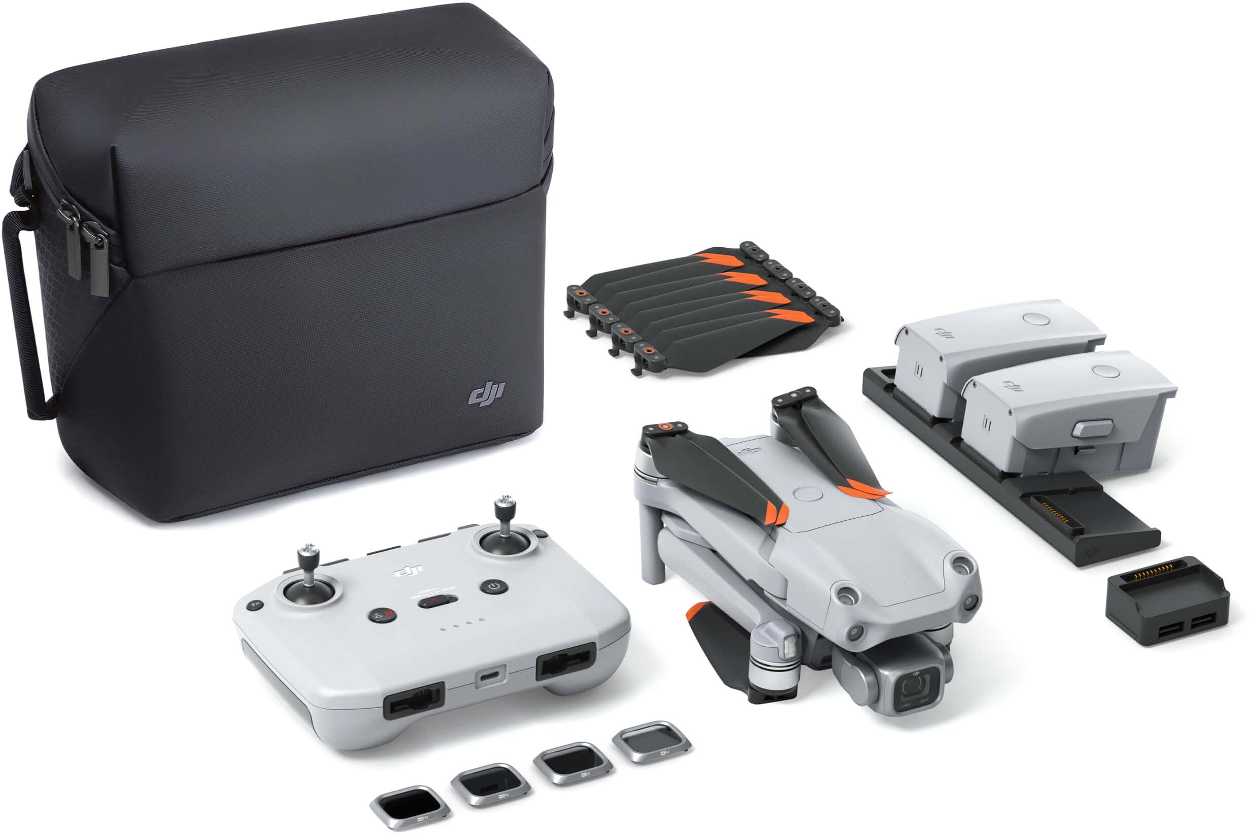 DJI представила дрон Air 2S — камера с большим 20-Мп датчиком и поддержкой видео 5,4K, связь на 12 км и прочее