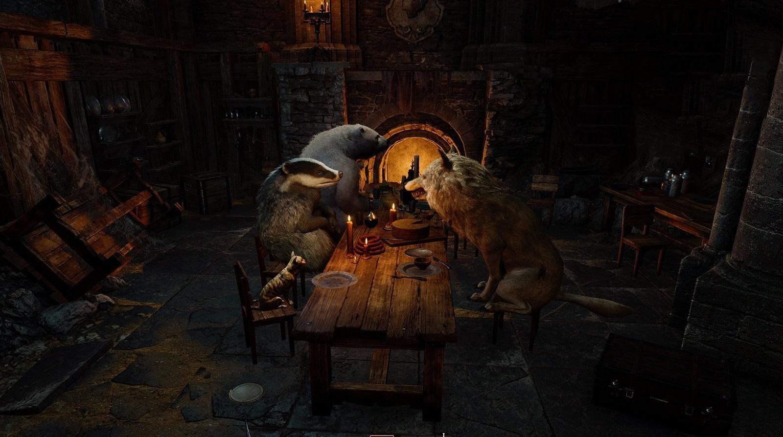 Baldur's Gate 3 получила новую заплатку — она предназначена для тех, кто «явно прогневал богов генератора случайных чисел»