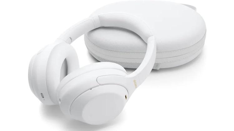 Sony выпустила наушники WH-1000XM4 белого цвета, но только ограниченной серией