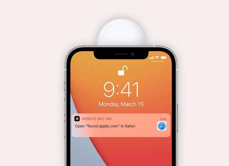Потерявшийся Apple AirTag можно будет прочитать с помощью Android-смартфона, чтобы вернуть владельцу