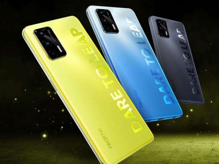 Вышел среднебюджетный смартфон Realme Q3 Pro 5G на чипе Dimensity 1100