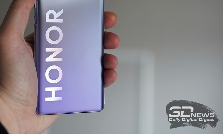 Флагманский Honor 50 Pro Plus получит большой 2К-дисплей и чип Snapdragon 888