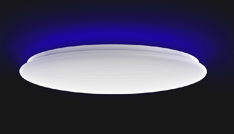 Акция: умный светодиодный потолочный светильник Xiaomi Yeelight Arwen 2021 сейчас доступен со скидкой