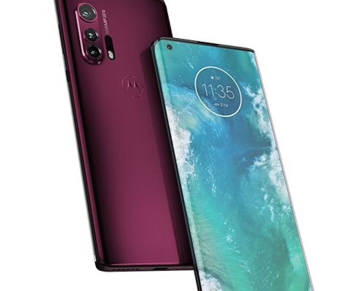 Motorola готовит к выпуску четыре новых смартфона флагманской серии Edge