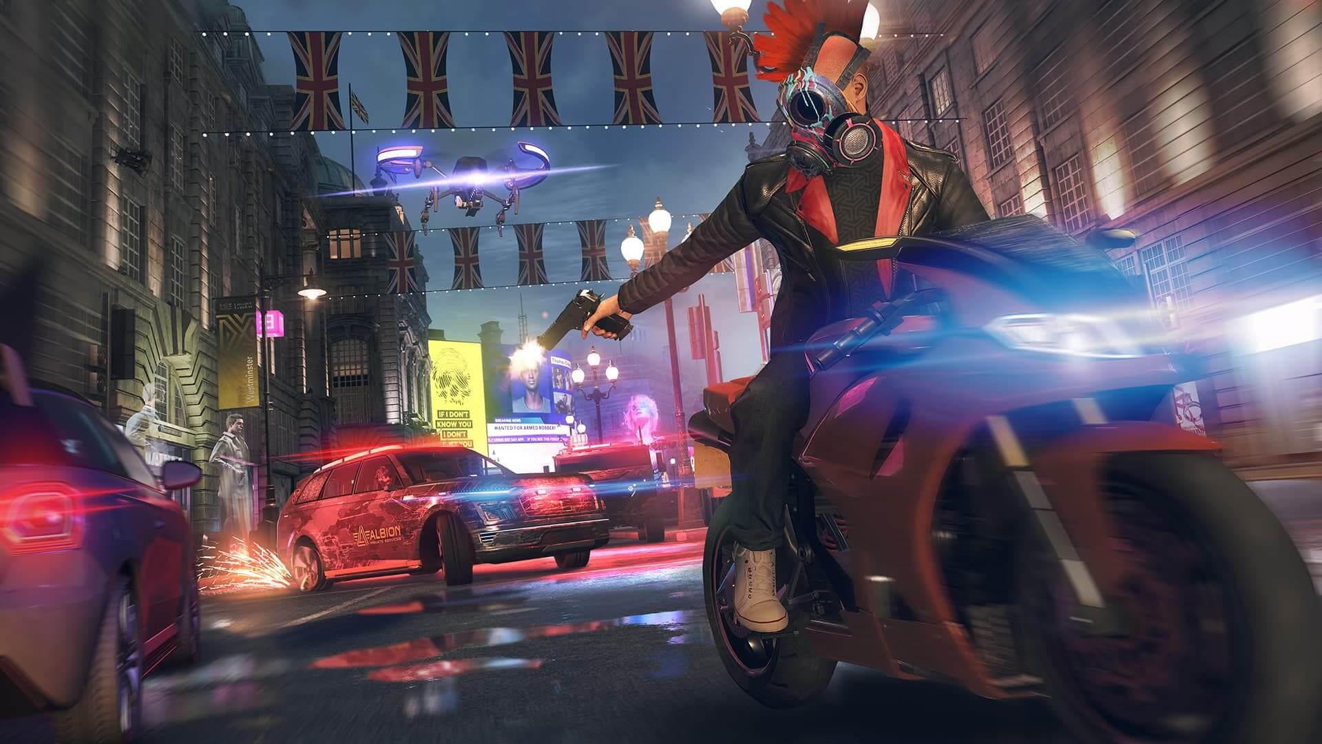 Ubisoft перенесла выход крупного обновления 4.0 для Watch Dogs: Legion на 4 мая