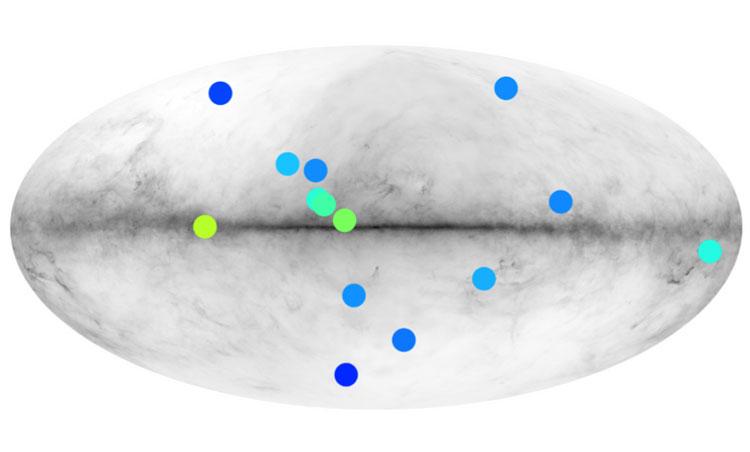 Учёные нашли в нашей галактике подозрительные звёзды, которые могут состоять из антиматерии