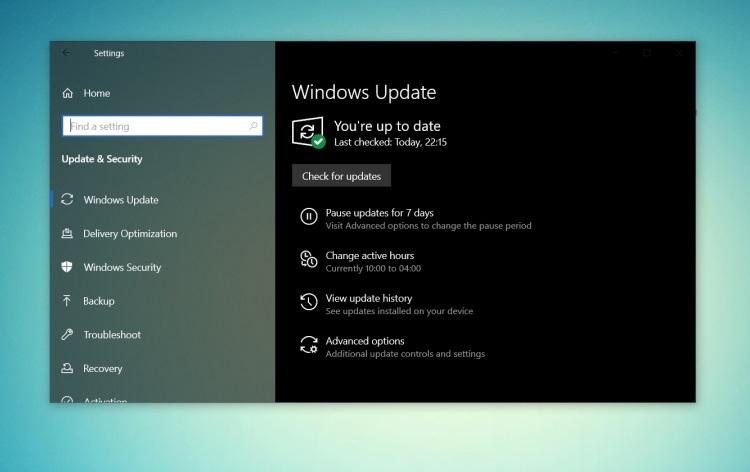 Microsoft готовится к запуску обновления Windows 10 May 2021 Update (21H1)