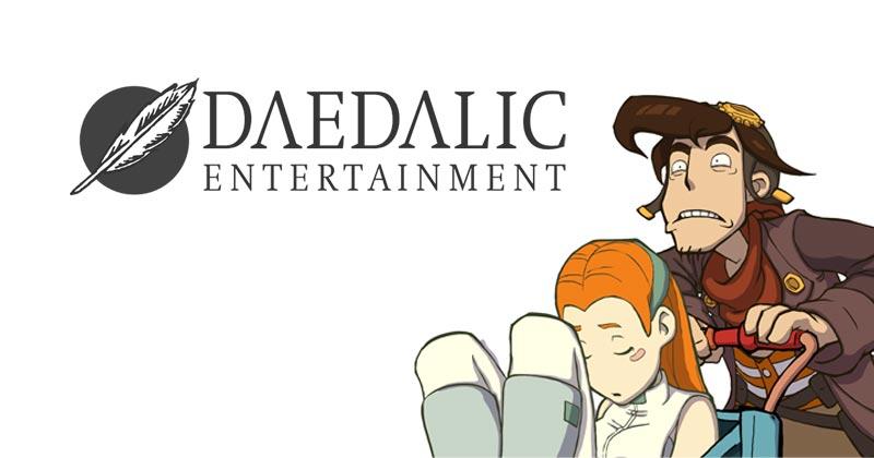 Shadow Tactics, Deponia и другие со скидками до 96 %: в Steam стартовала распродажа игр Daedalic Entertainment