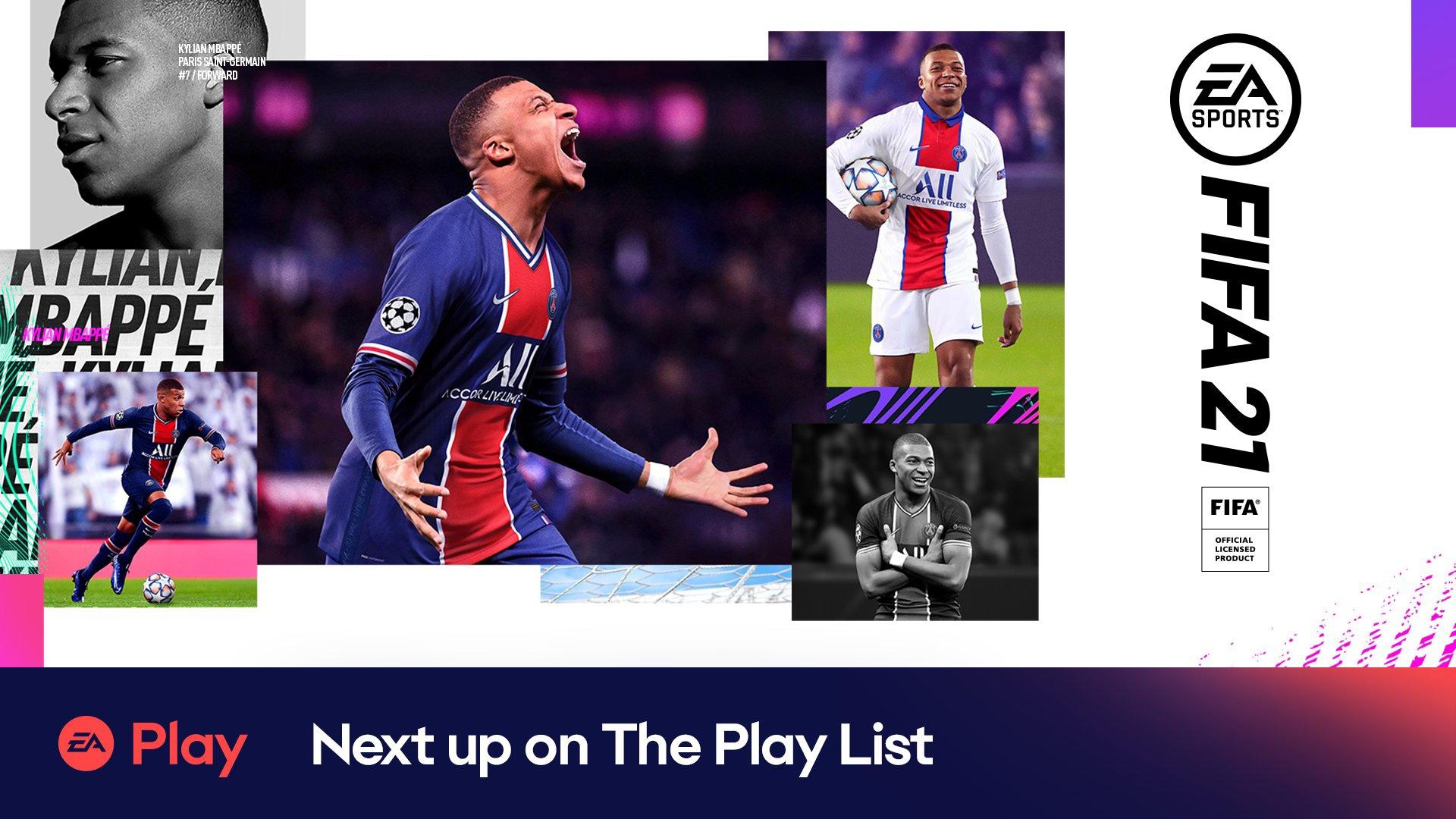 FIFA 21 станет бесплатной для подписчиков EA Play уже 6 мая
