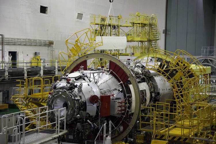 Корабль «Прогресс МС-17» подготовит МКС к приёму последнего российского модуля