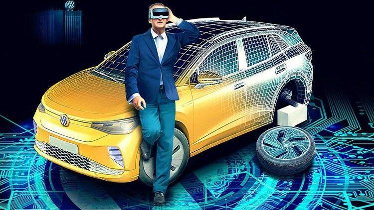 Volkswagen построит свой автопилот на процессорах собственной разработки