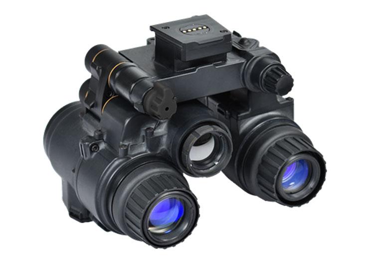 США создали армейские очки ночного видения, которые похожи на инопланетную технологию