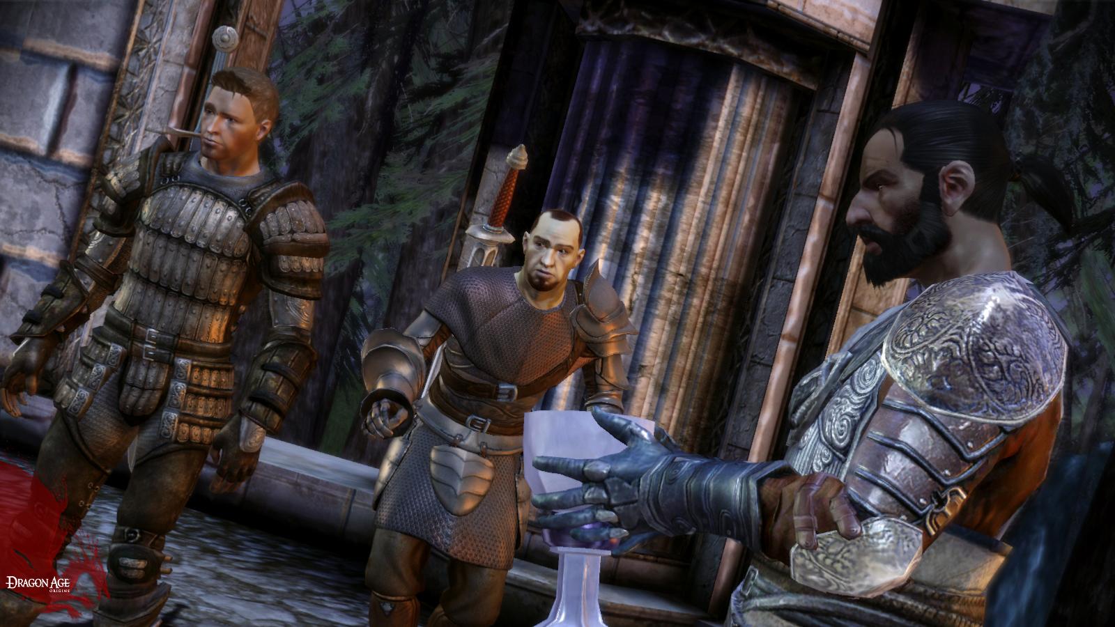 Новый рисунок следующей Dragon Age намекнул, что в игре появятся Серые Стражи