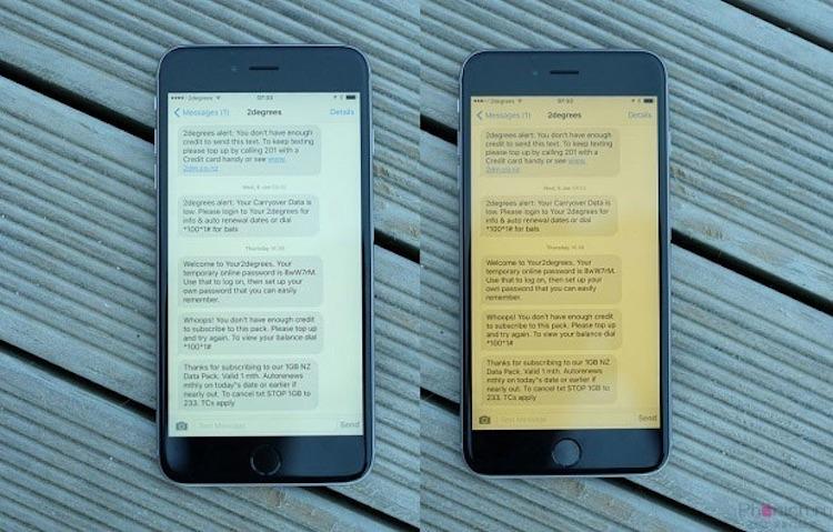 Исследователи выяснили, что функция Night Shift в iPhone не улучшает качество сна