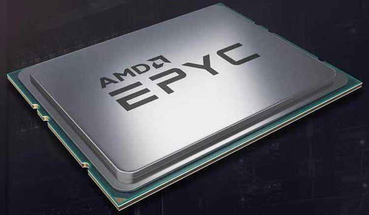 За год AMD увеличила свою долю на рынке серверных процессоров сразу на 75 %