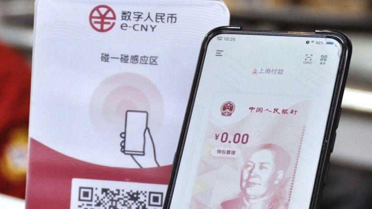 Экспансия цифрового юаня натыкается на равнодушие клиентов