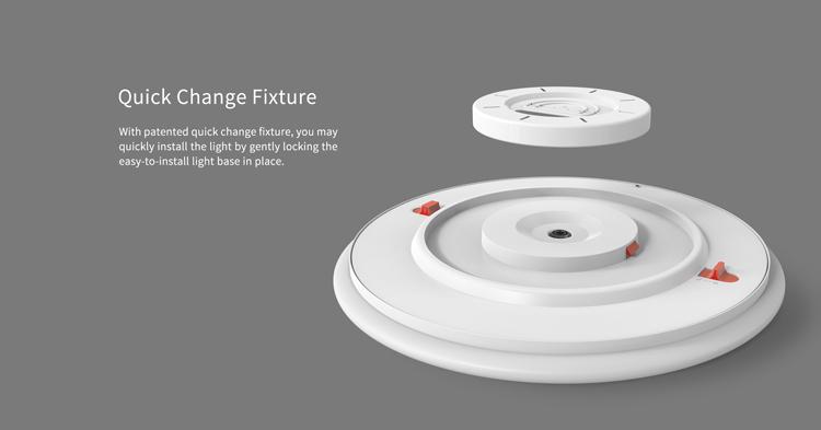 Yeelight объявила о скидках на умный светодиодный потолочный светильник Xiaomi Yeelight Arwen 2021
